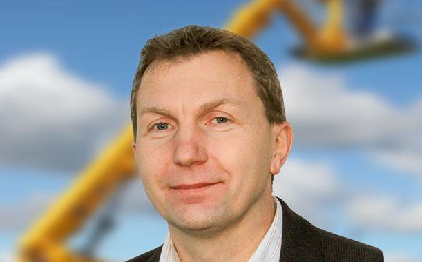 Erik H. Møller, OMMELIFT Produktionschef