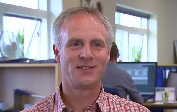 Torben Dysager / Adm. direktør i RUNI A/S