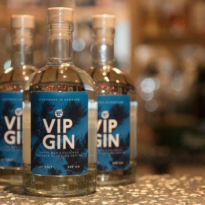 Nu med egen dansk produceret Uni-El Gin